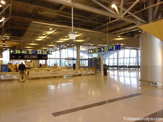 Helsinki-airport