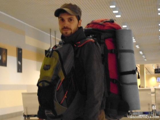 Олег Приходько путешественник 2013