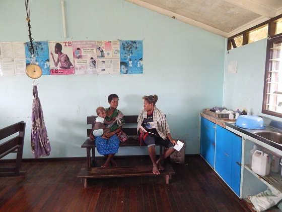 hospital in green river papua