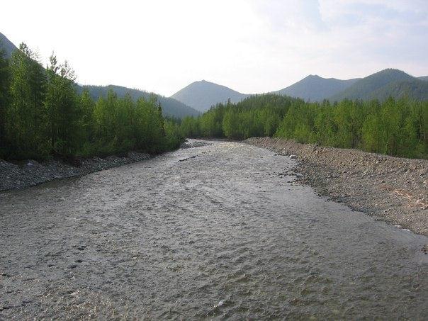 Якутские-реки