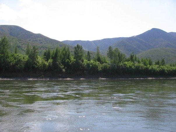 Колыма река фото