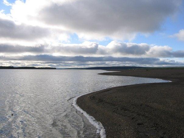 Kolyma river