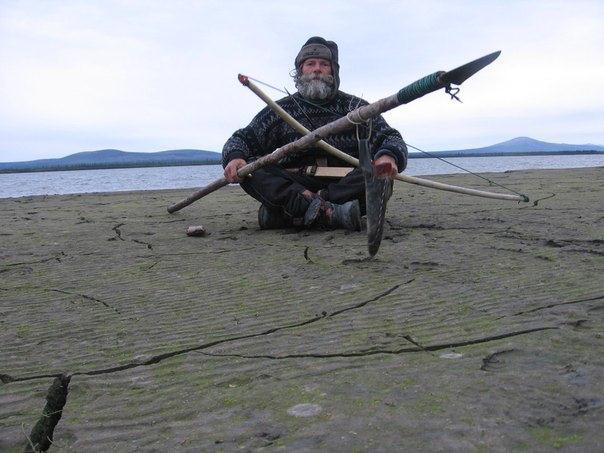 Путешественник Юрий Прокофьев