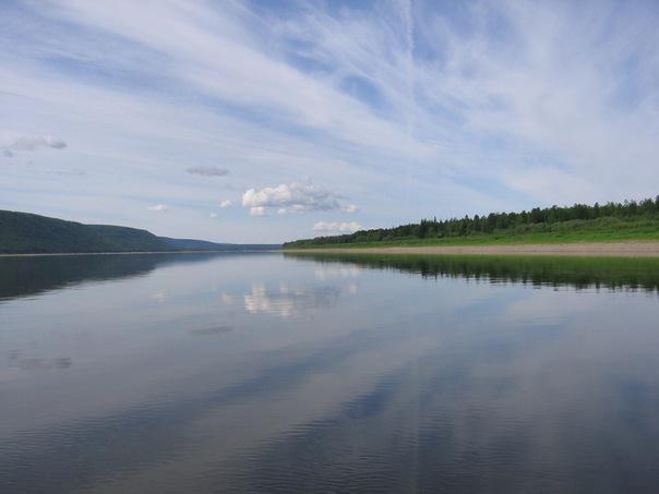 ленские пейзажи