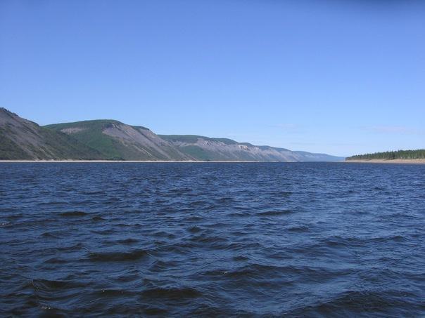 по сибирской реке