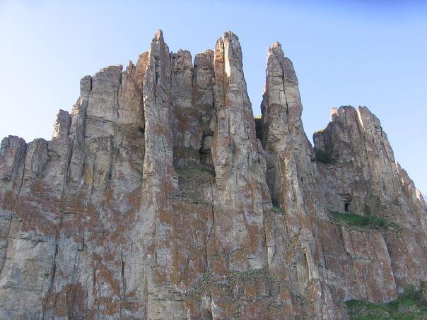 Ленские столбы памятник природы