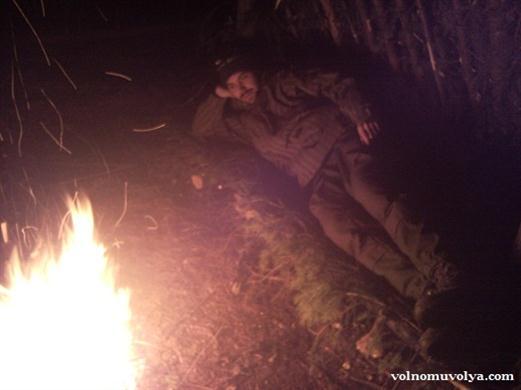 ночёвка в лесу