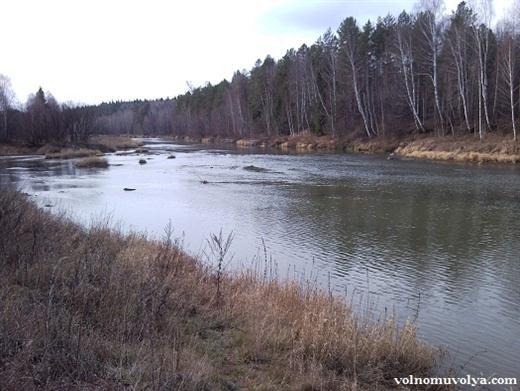 река Чусовая