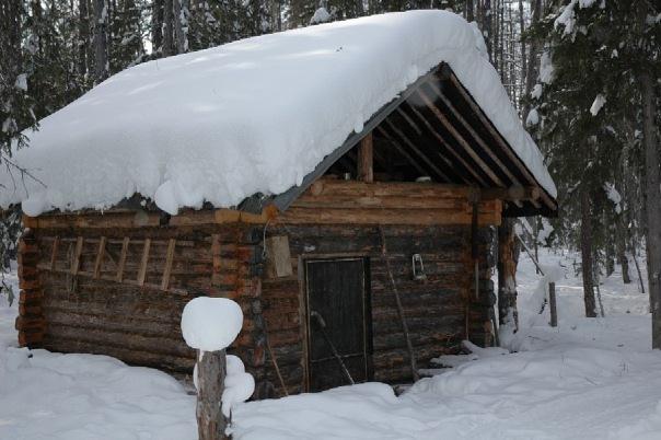 охотничье зимовье