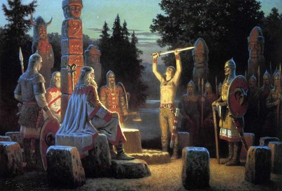 родноверы язычники