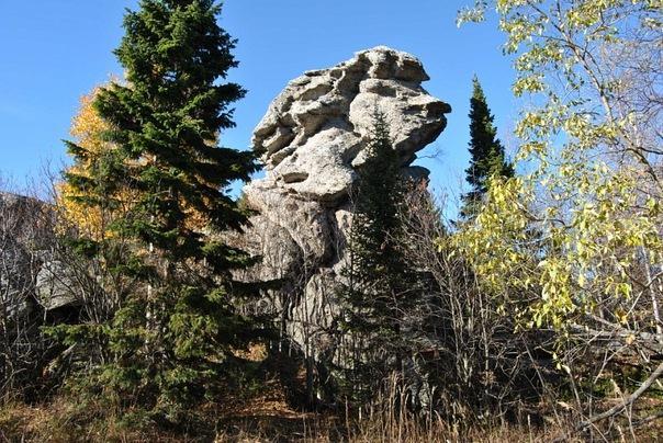 старик камень