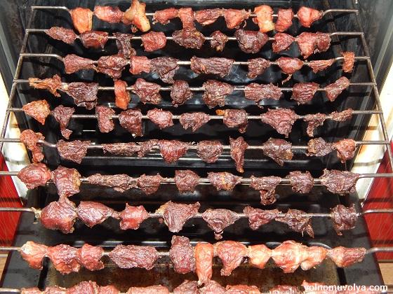 Как в домашних условиях засушить мясо в домашних условиях