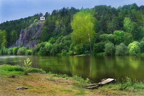 уральские реки пышма