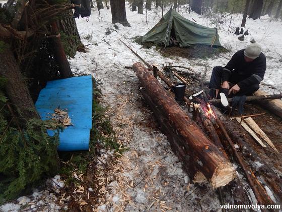 зимний-лагерь